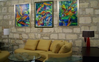 2005 – Hungary, Budapest, Gallery Art and Design