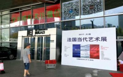 2017-China, Liaoning World Art Museum a Dalian  Dalian' Art 2017
